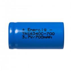 Enercig 16340, 700mAh - 2A
