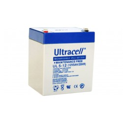 Ultracell 12v, 5ah