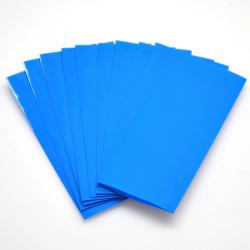 Термоусадка для 21700, синяя
