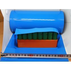1m Heat shrink 220mm