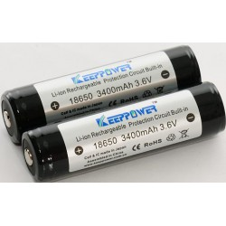 Keeppower 3400mAh (защита)...