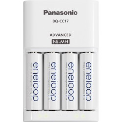 Panasonic Eneloop BQ-CC17...