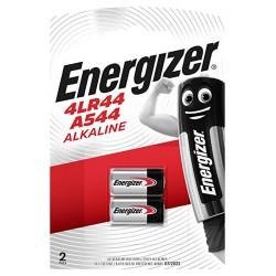 2x Energizer 4LR44, A544, 6v