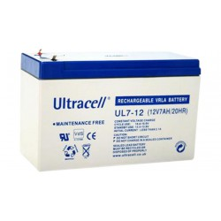 Ultracell 12v, 7ah