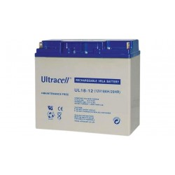 Ultracell 12v, 18ah