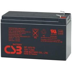 CSB HR1272 F2 12V/7.2 Ah